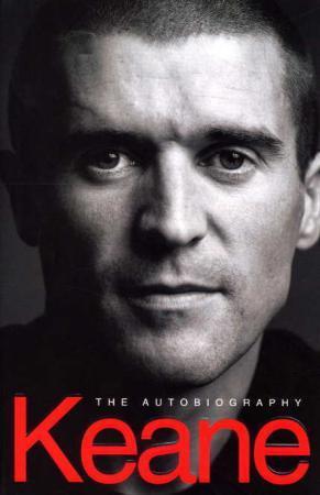 """""""Keane - the autobiography"""" av Roy Keane"""