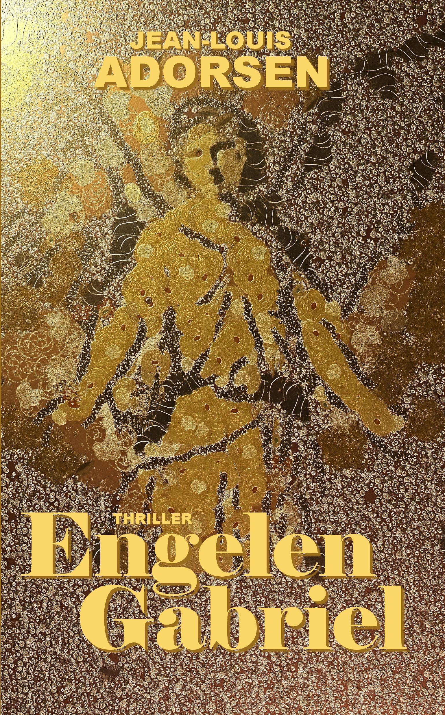 """""""Engelen Gabriel - spenningsroman om havet, døden og kjærligheten"""" av Jean-Louis Adorsen"""