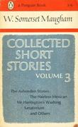 """Collected Short Stories - Volume 3"" av W Somerset Maugham"