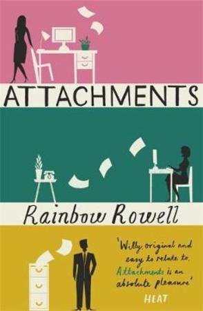 """""""Attachments"""" av Rainbow Rowell"""