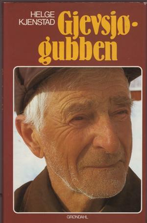 """""""Gjevsjø-gubben - alfred Andersson"""" av Helge Kjenstad"""