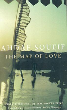 """The map of love"" av Ahdaf Soueif"
