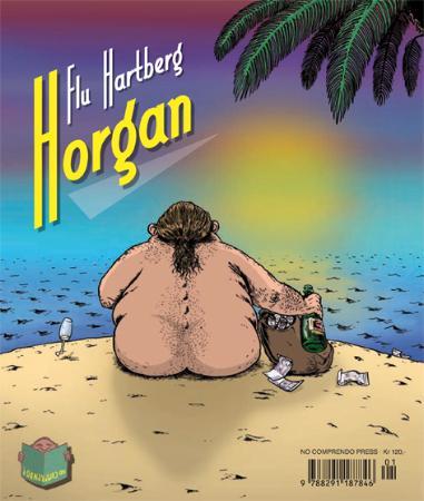 """""""Horgan"""" av Flu Hartberg"""