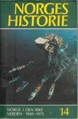 """""""Norges historie. Bd. 14 - Norge i den rike verden : tiden etter 1945"""" av Knut Mykland"""