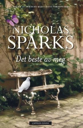 """""""Det beste av meg"""" av Nicholas Sparks"""