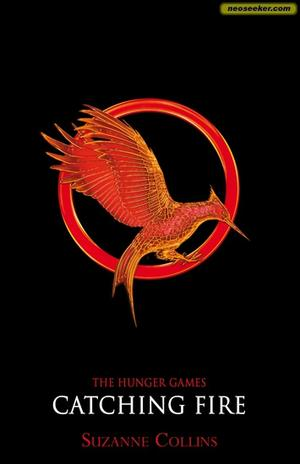 """""""Catching Fire (The Second Book of the Hunger Games)"""" av Suzanne Collins"""