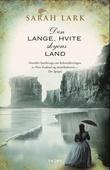 """""""Den lange, hvite skyens land roman"""" av Sarah Lark"""