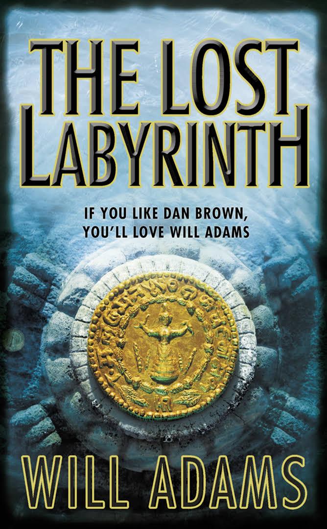 """""""The lost labyrinth"""" av Will Adams"""
