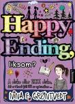 """""""Happy Ending, liksom?"""" av Nina Elisabeth Grøntvedt"""