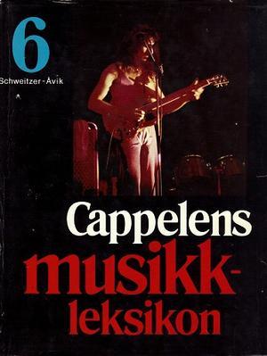 """""""Cappelens musikkleksikon. Bd. 6"""" av Kari Michelsen"""