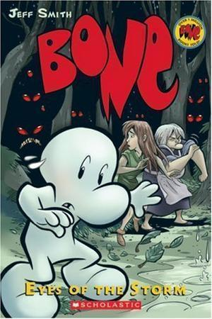 """Bone Volume 3 - Eyes of the Storm"" av Jeff Smith"