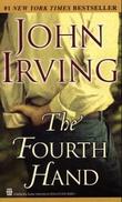 """""""The fourth hand"""" av John Irving"""