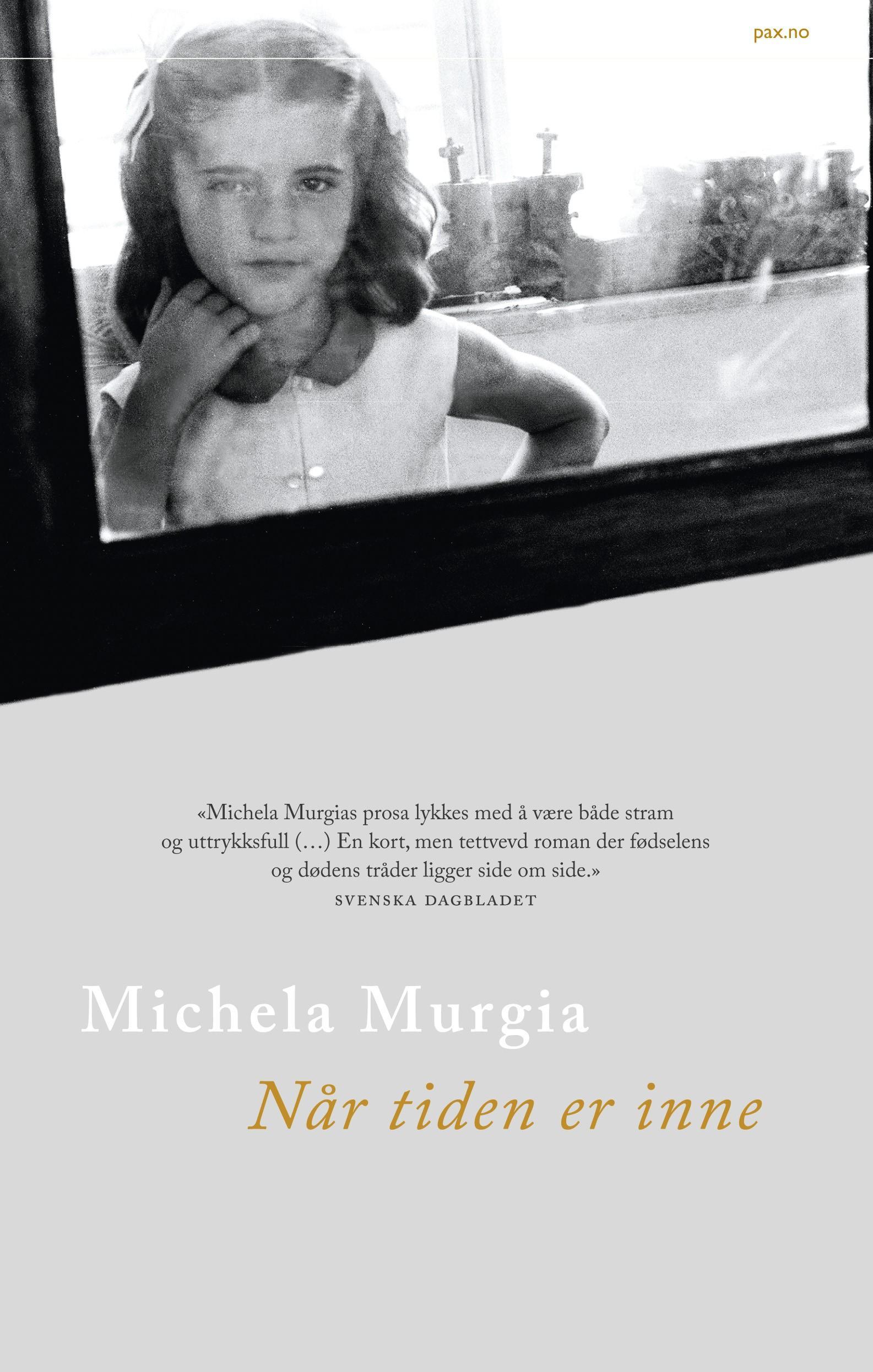 """""""Når tiden er inne"""" av Michela Murgia"""