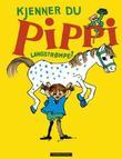 """""""Kjenner du Pippi Langstrømpe?"""" av Astrid Lindgren"""