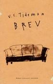 """""""Brev - roman"""" av V.S. Tideman"""