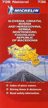 """""""Slovenia, Croatia, Bosnia and Herzegovina, Serbia, Montenegro, Yugoslava. Republic of Macedonia"""""""