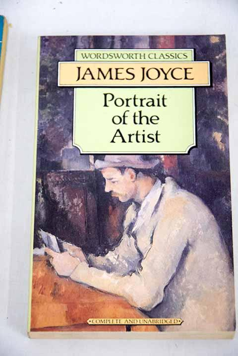 """Portrait of the Artist as a Young Man (Wordsworth Classics)"" av James Joyce"