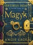 """Magyk (Septimus Heap)"" av Angie Sage"
