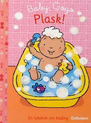 """""""Plask! - en lukebok om bading"""" av Hans Sande"""