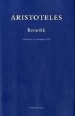 """""""Retorikk"""" av Aristoteles"""