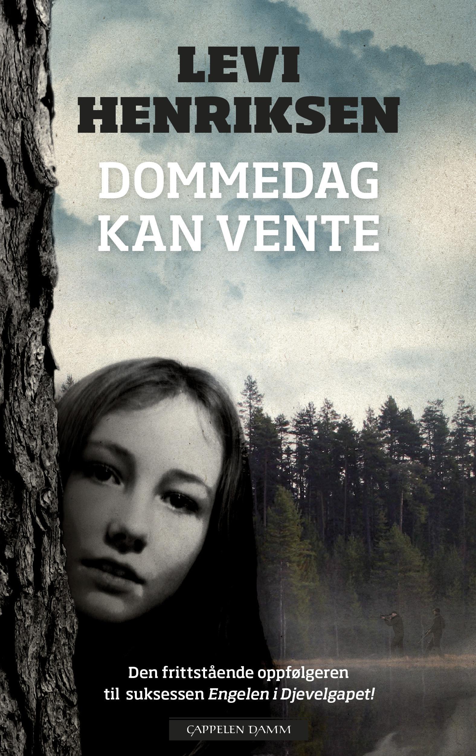 """""""Dommedag kan vente"""" av Levi Henriksen"""