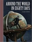 """Around the World in Eighty Days (Unabridged Classics)"" av Jules Verne"
