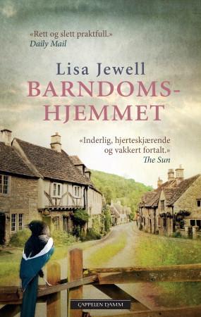 """""""Barndomshjemmet"""" av Lisa Jewell"""