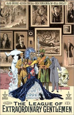 """""""The League of Extraordinary Gentlemen, Vol. 1"""" av Alan Moore"""