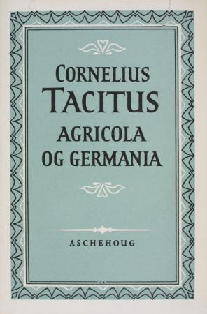 """Agricola og Germania"" av Cornelius Tacitus"