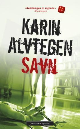 """""""Savn"""" av Karin Alvtegen"""
