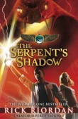 """The serpent's shadow"" av Rick Riordan"