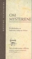 """""""Om mysteriene en dåpskatekese"""" av Ambrosius"""