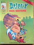 """""""Asterix hos britene ; Asterix i keiserens klær ; Asterix og Obelix - romernes skrekk ; Asterix - olympisk mester"""" av René Goscinny"""