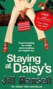 """""""Staying at Daisy's"""" av Jill Mansell"""