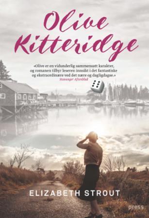 """""""Olive Kitteridge"""" av Elizabeth Strout"""
