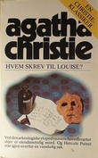 """""""Hvem skrev til Louise?"""" av Agatha Christie"""