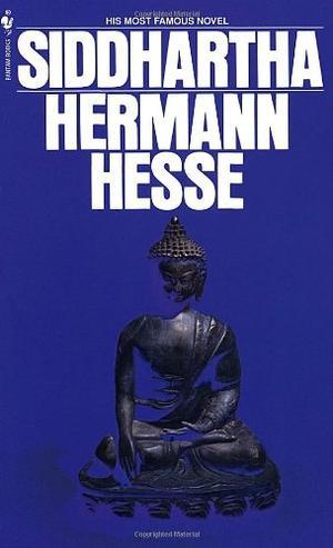 """""""Siddhartha"""" av Hermann Hesse"""