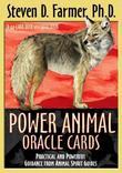"""Power Animals Oracle Cards"" av Steven Farmer PhD"