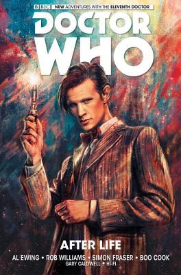 """After Life - (Doctor Who: The Eleventh Doctor #1)"" av Al Ewing"
