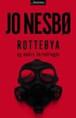 """""""Rotteøya og andre fortellinger - fortellinger"""" av Jo Nesbø"""