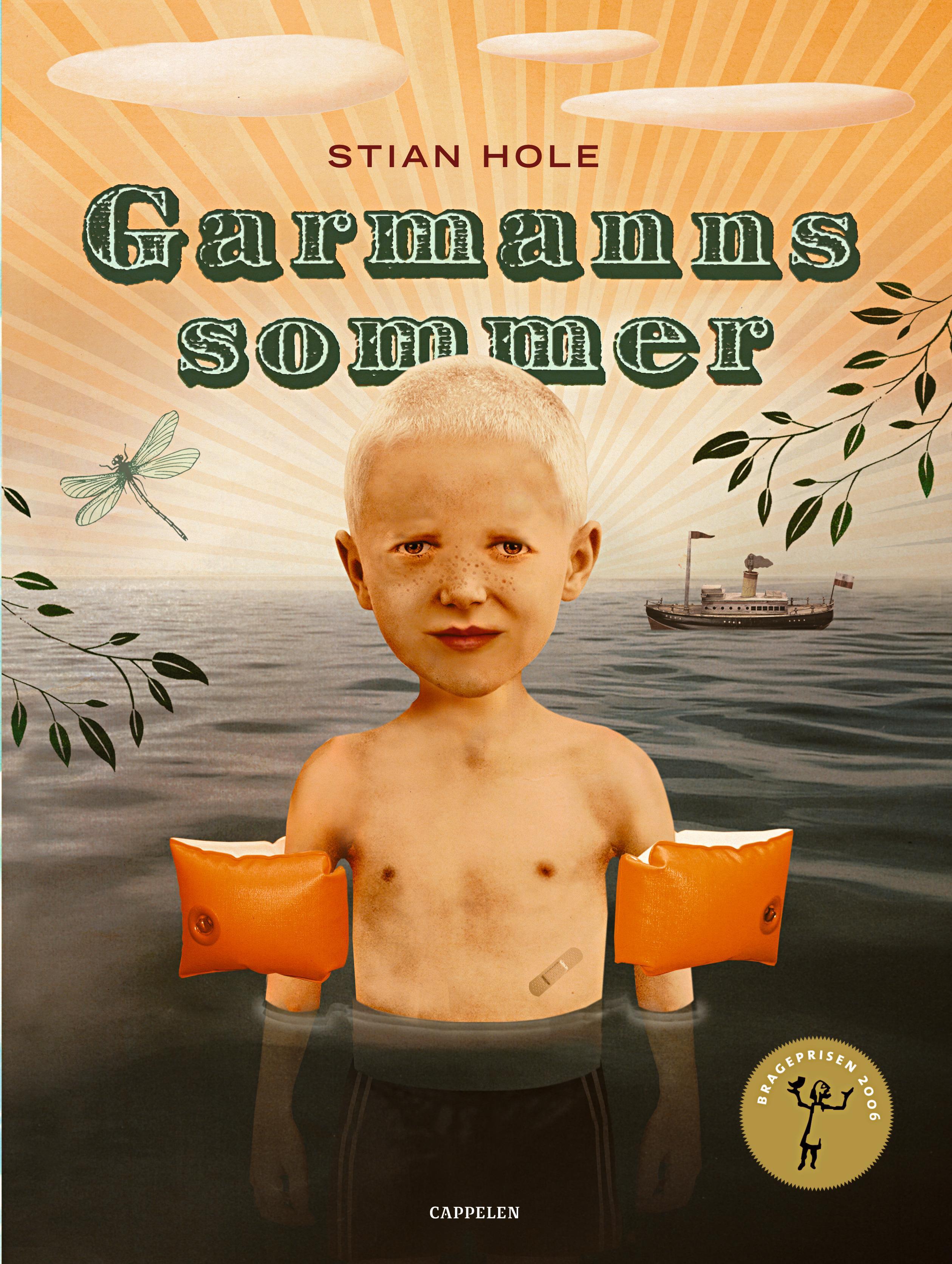 """""""Garmanns sommer"""" av Stian Hole"""