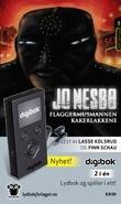 """""""Flaggermusmannen ; Kakerlakkene"""" av Jo Nesbø"""
