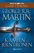"""""""Kampen om jerntronen"""" av George R.R. Martin"""