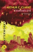 """Childhood's end"" av Arthur C. Clarke"