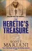"""""""The Heretic's Treasure"""" av Scott Mariani"""