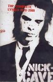 """The complete lyrics 1978-2001"" av Nick Cave"