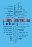 """Anna Karenina"" av Leo Tolstoj"