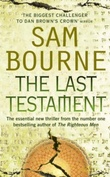 """The last testament"" av Sam Bourne"