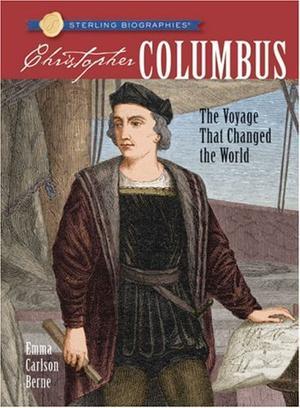 """""""Sterling Biographies - Christopher Columbus"""" av Emma Carlson Berne"""