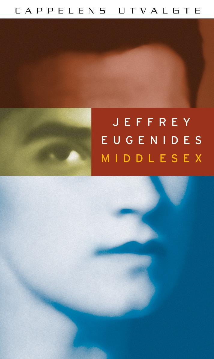 """""""Middlesex"""" av Jeffrey Eugenides"""